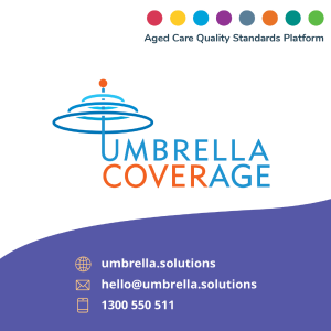 Umbrella Coverage Square