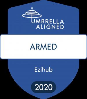 Aligned Badge - Ezihub - ARMED - 2020